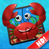 Ocean Jigsaw Puzzle 123 for iPad - Word Learning Game for Kids