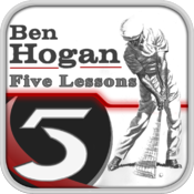 Ben Hogan's Five Lessons of Golf icon