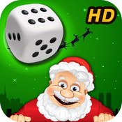 Kerst Dobbelspel HD icon