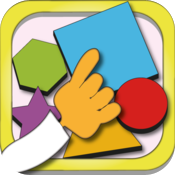 iLearn Shapes for kids icon