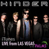 Live from Las Vegas at The Palms - EP, Hinder