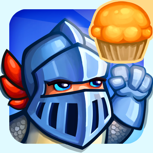 Muffin Knight is One Heck of a Delicious Platform Game