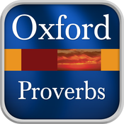 Proverbs - Oxford Dictionary icon