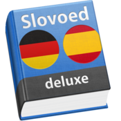 Spanish <-> German Slovoed Deluxe talking dictionary