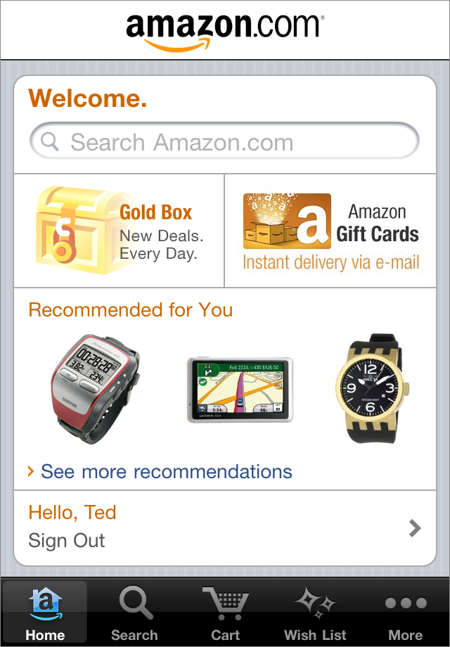 Amazon Mobile