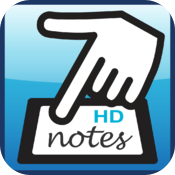 Smart Writing Tool - 7notes HD icon