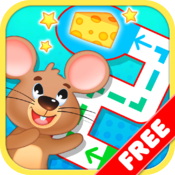 Toddler Maze 123 Pocket Free icon