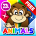 Abby Preschool - First Words: Animals HD FREE