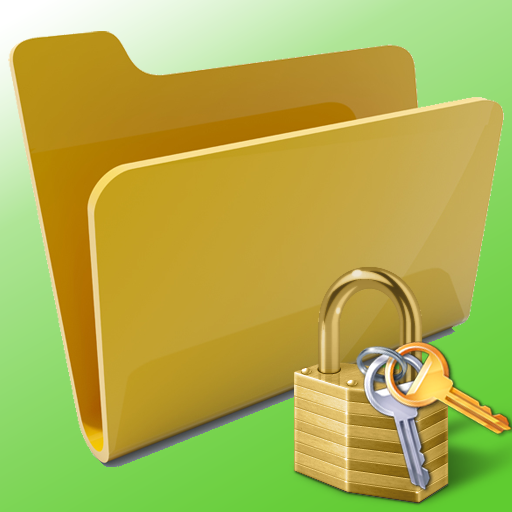 FileSafe - private folder with double password, protect your files!
