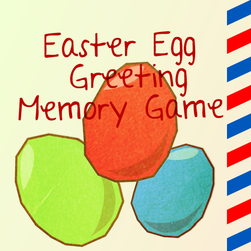 Easter Egg Greeting Memory Game