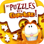 My Puzzles with Garfield! icon