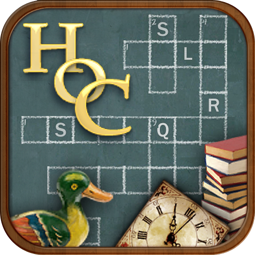 Hidden Object Crosswords for iPhone