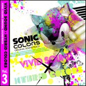 Area - Aquarium Park — Sonic Colors Original Soundtrack Vivid Sound × Hybrid Colors Vol.3