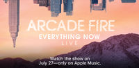 Arcade Fire: Live from Brooklyn