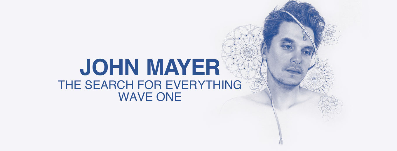 The Search for Everything - Wave One - EP by John Mayer