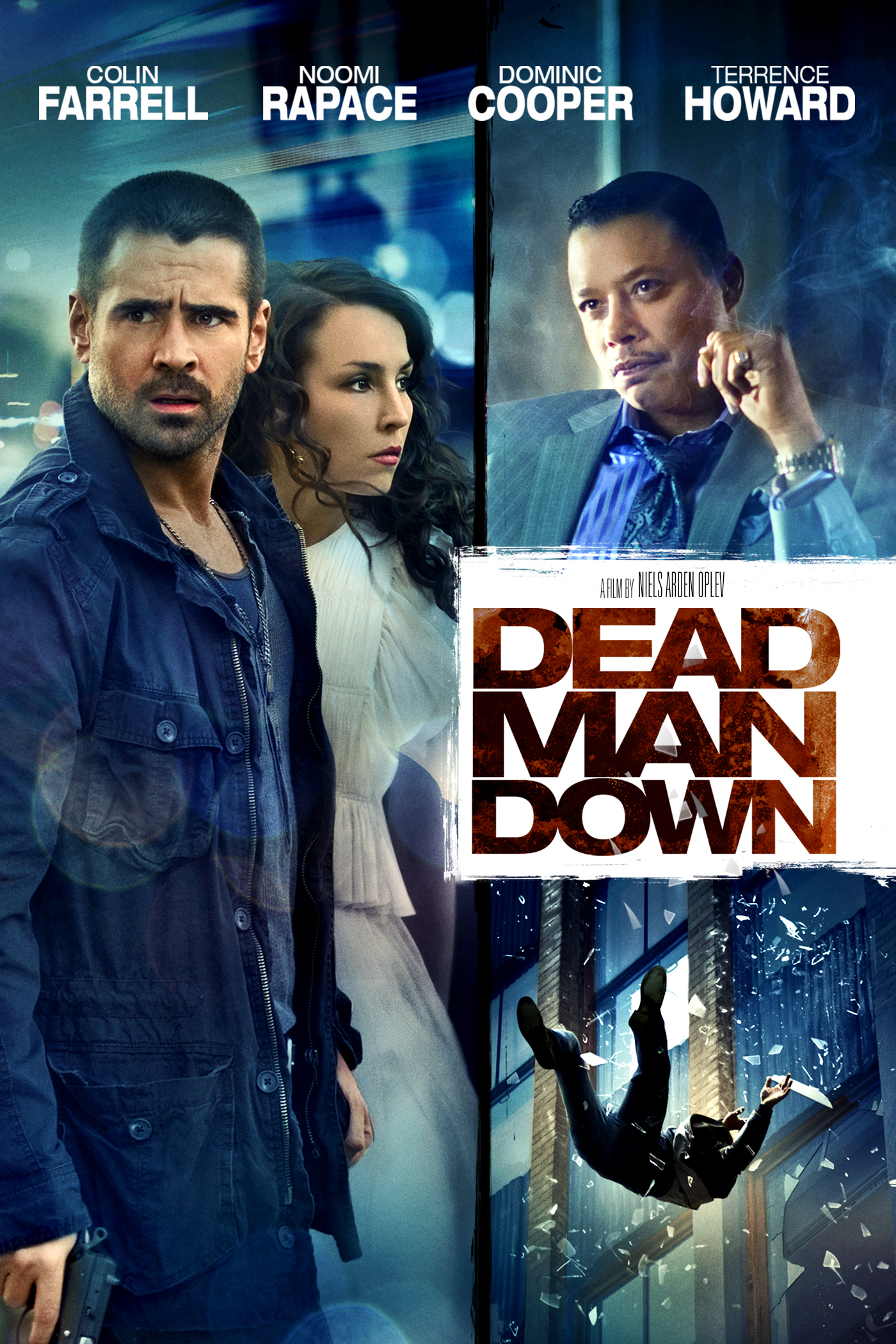 Dead Man Down (2013) [iTunes Movie - HD]