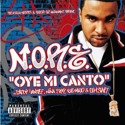 View album Oye Mi Canto - EP