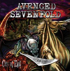 View album Avenged Sevenfold - City of Evil