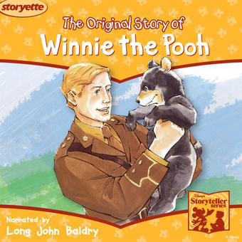 The Original Story of Winnie the Pooh (Storyette Version) – Long John Baldry