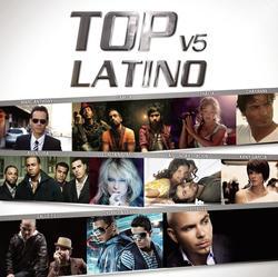 View album Top Latino V5