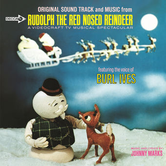 Rudolph the Red Nosed Reindeer (Original Sound Track and Music From) – Burl Ives