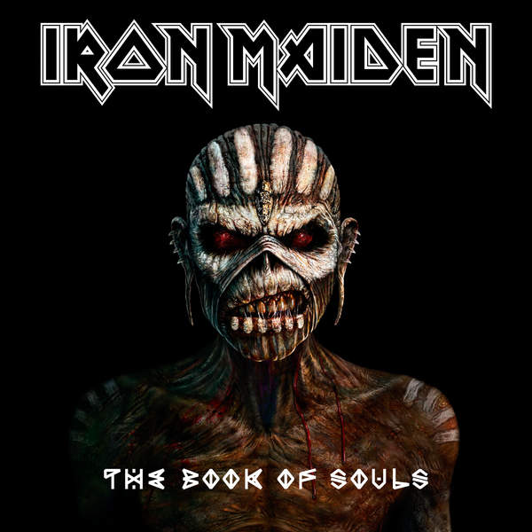 Iron Maiden - The Book of Souls [iTunes Plus AAC M4A] (2015)
