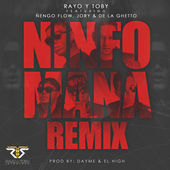 Rayo y Toby – Ninfomana (feat. Ñengo Flow, Jory & De La Ghetto) [Remix] – Single [iTunes Plus AAC M4A] (2015)