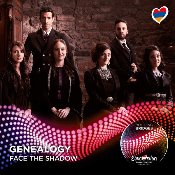 Genealogy – Face the Shadow (Eurovision 2015 – Armenia) – Single (2015) [iTunes Plus AAC M4A]