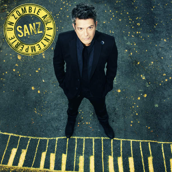 Alejandro Sanz – Un Zombie a la Intemperie – Single (2015) [iTunes Plus AAC M4A]