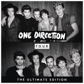 One Direction – FOUR (Ultimate Edition) [iTunes Plus AAC M4A + M4V] (2014)