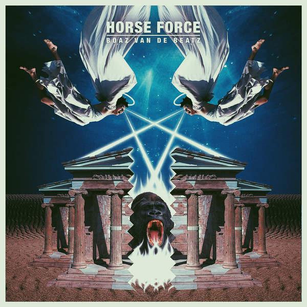 Boaz Van De Beatz – Horse Force – EP (2015) [iTunes Plus AAC M4A]
