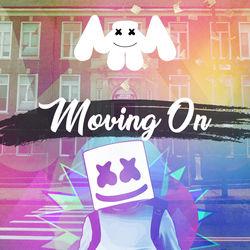 View album Marshmello - Moving On - Single