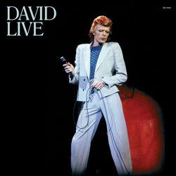 View album David Bowie - David Live (2005 Mix) [Remastered Version]
