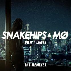 View album Snakehips & MØ - Don't Leave (Remixes) - EP