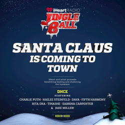 View album DNCE - Santa Claus Is Coming to Town (feat. Charlie Puth, Hailee Steinfeld, Daya, Fifth Harmony, Rita Ora, Tinashé, Sabrina Carpenter & Jake Miller) - Single