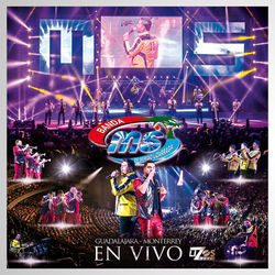 View album Banda Sinaloense MS de Sergio Lizarraga - En Vivo Guadalajara-Monterrey (Live)