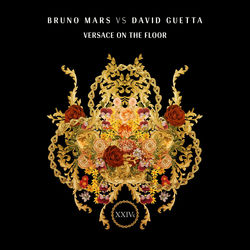 View album Bruno Mars & David Guetta - Versace On The Floor (Bruno Mars vs. David Guetta) - Single