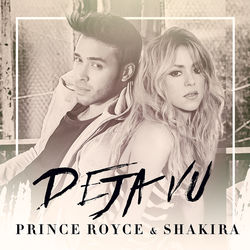 View album Prince Royce & Shakira - Deja vu - Single