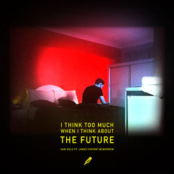 View album San Holo - The Future (feat. James Vincent McMorrow) - Single