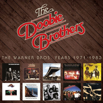 The Doobie Brothers – The Warner Bros. Years 1971-1983 (Remastered) [iTunes Plus AAC M4A]
