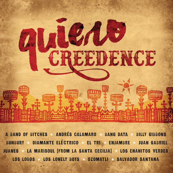- Quiero Creedence - Pre-order Single [iTunes Plus AAC M4A] (2016)