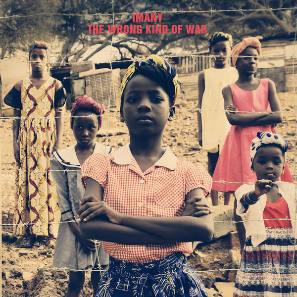 Imany - The Wrong Kind of War [iTunes Plus AAC M4A] (2016)