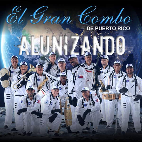 El Gran Combo de Puerto Rico - Alunizando [iTunes Plus AAC M4A] (2016)