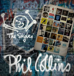 View album Phil Collins - The Singles