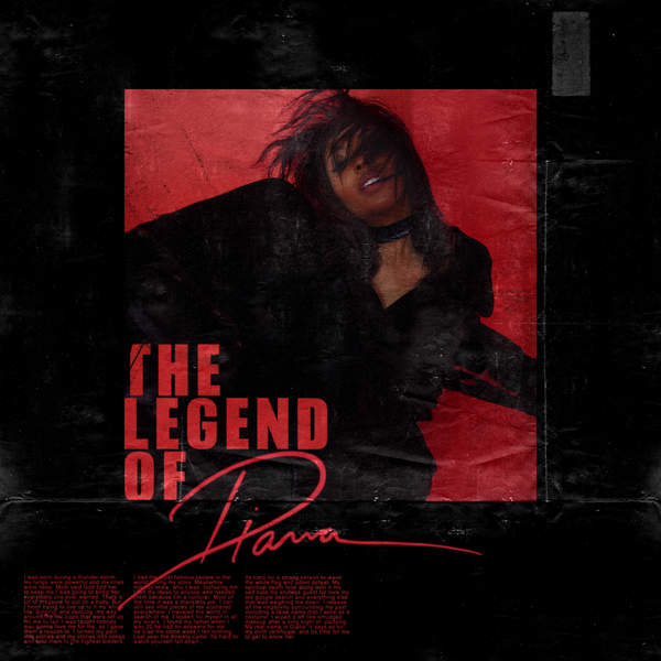 Diana Gordon - The Legend Of - Single [iTunes Plus AAC M4A] (2016)
