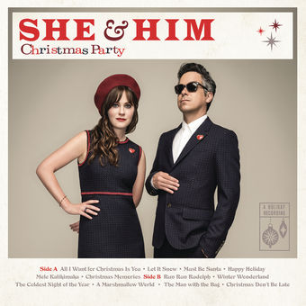Christmas Party – She & Him [iTunes Plus AAC M4A] [Mp3 320kbps] Download Free