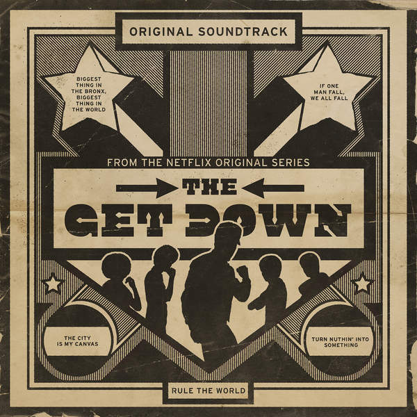 Various Artists - The Get Down (Original Soundtrack From the Netflix Original Series) [Deluxe Version] [iTunes Plus AAC M4A] (2016)