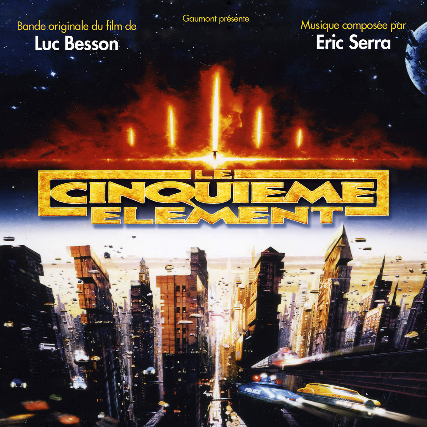 Eric Serra – Le cinquième élément (Original Motion Picture Soundtrack) [iTunes Plus AAC M4A]
