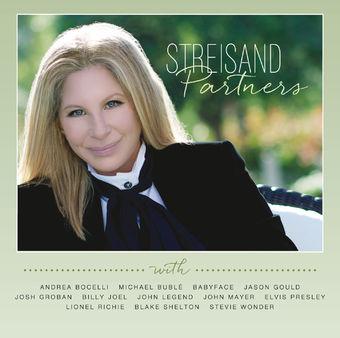 Barbra Streisand – Partners [iTunes Plus AAC M4A]