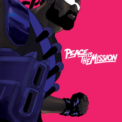 View album Peace Is The Mission